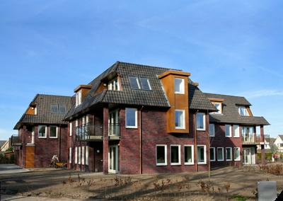 Appartementen Weidemaad Oosterwolde
