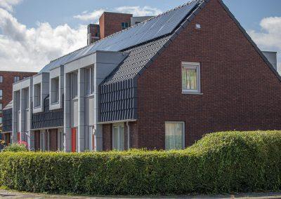Revitalisering 4 woningen