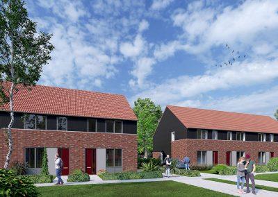 Nieuwbouw Haulerwijk